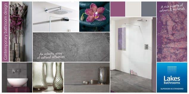 Styles de design de salle de bains – Contemporain
