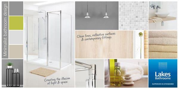 Styles de salle de bains – Minimaliste