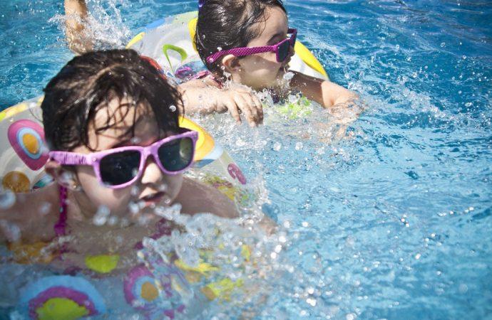 La piscine Pistoche, la star de l'été pour les enfants