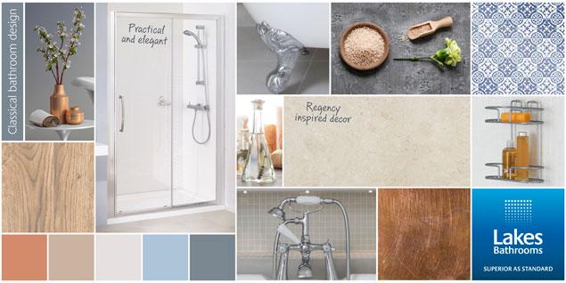 Styles de salle de bains – Classique