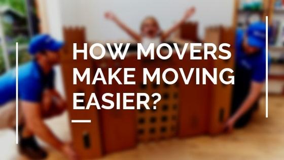 Comment les déménageurs facilitent-ils le déménagement ?