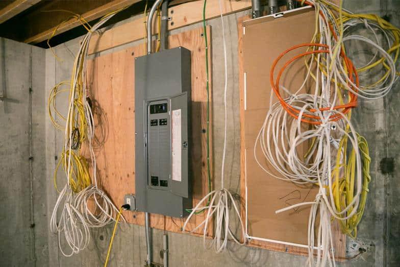 rénover l'électricité