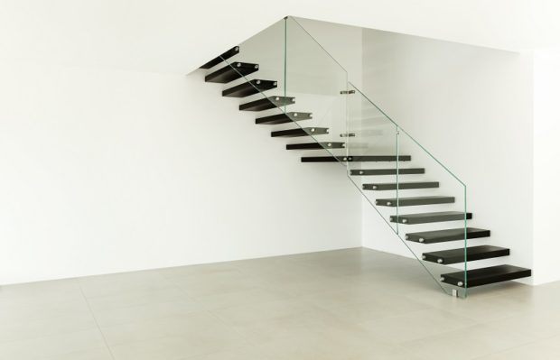 Renovation Glass balustrades