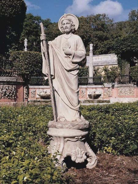 St. Jude Garden Statue