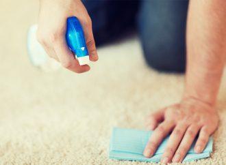 Comment nettoyer un tapis avec du bicarbonate de soude ?