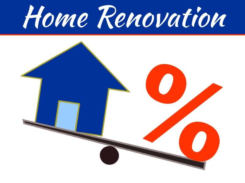 Un prêt instantané pour la rénovation domiciliaire – Pourquoi les prêts personnels pour la rénovation sont la meilleure idée