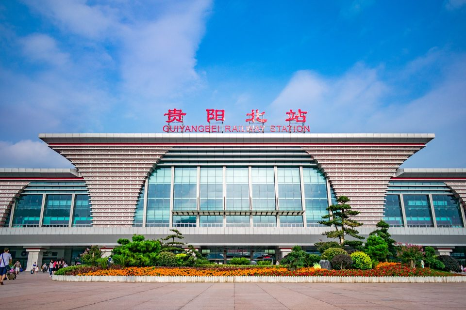 Railway Office Refurbishment In China