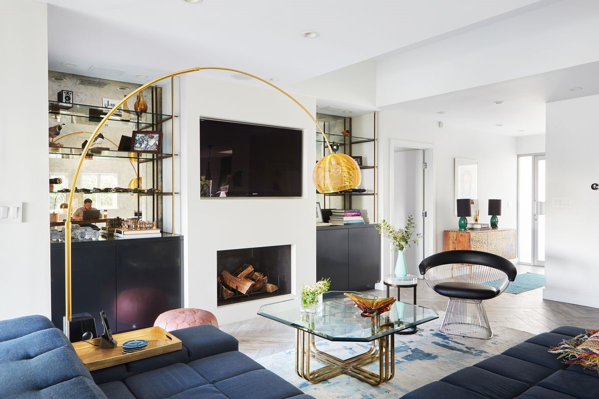 Decorative Style Sofa