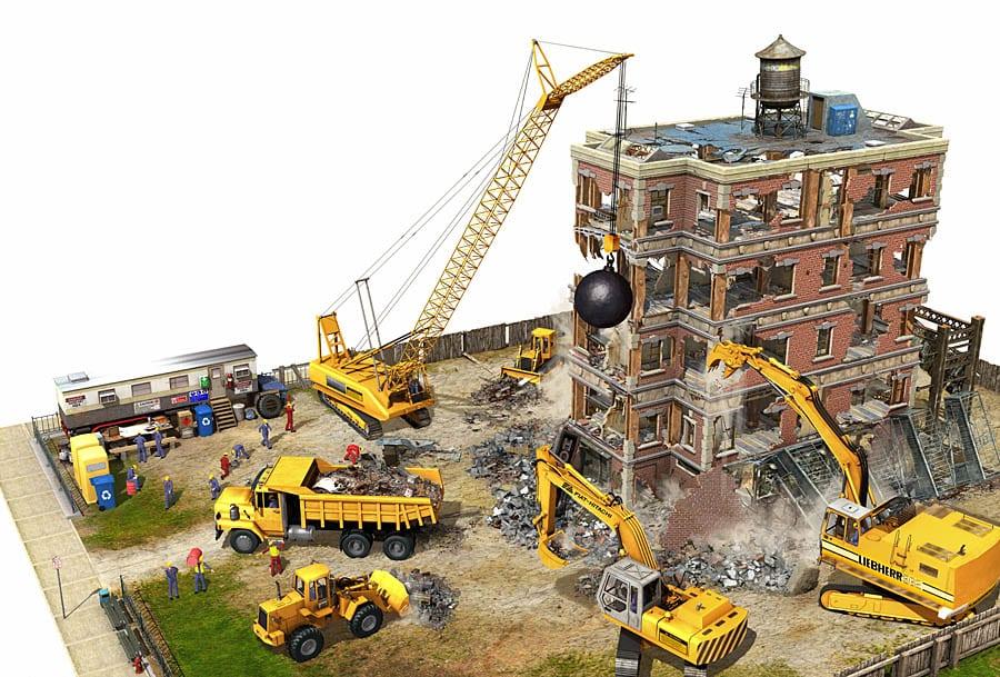 Demolition Method