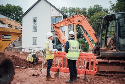 Demolition Inspection