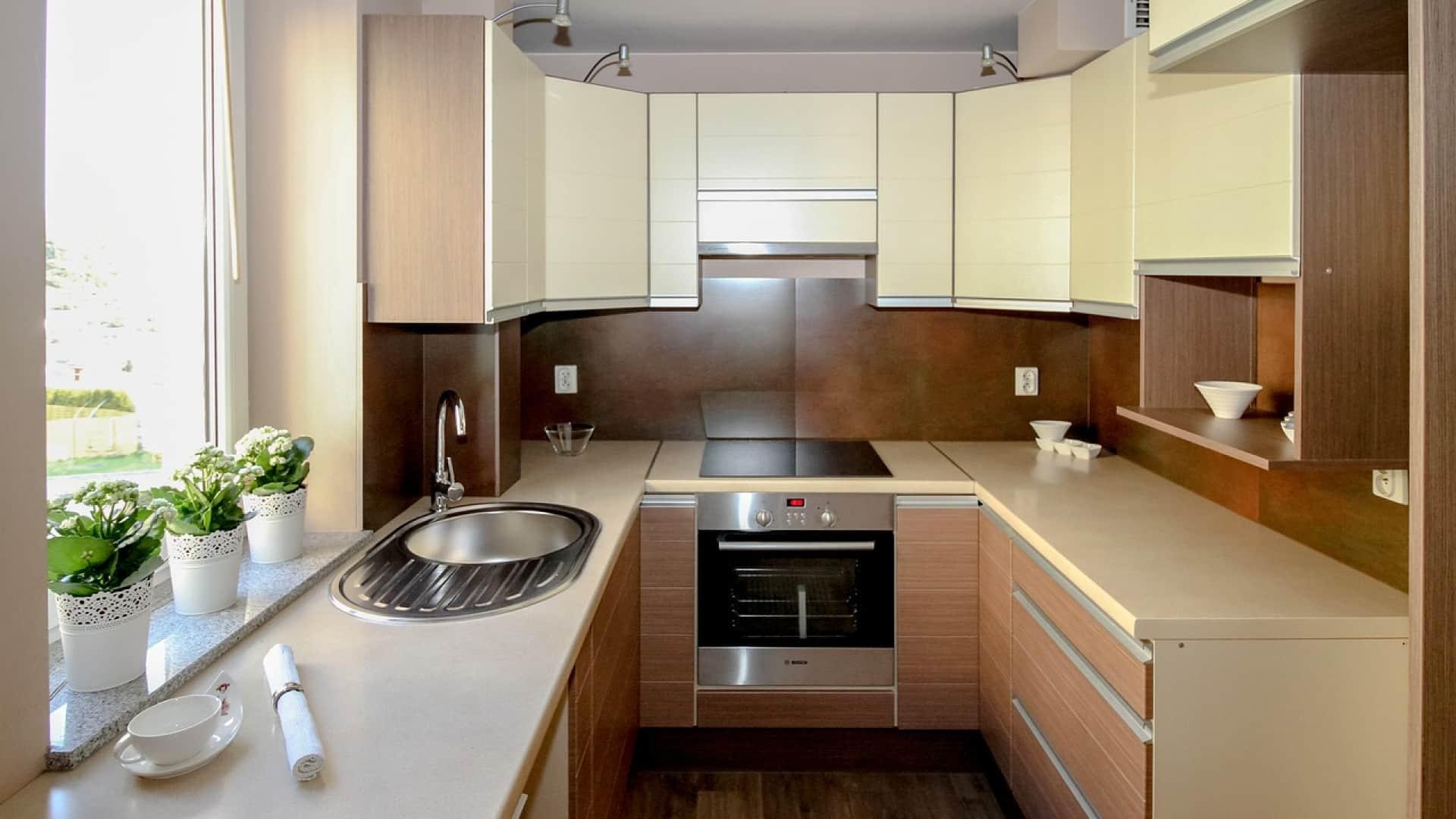 Embellissez votre intérieur avec une magnifique cuisine haut de gamme