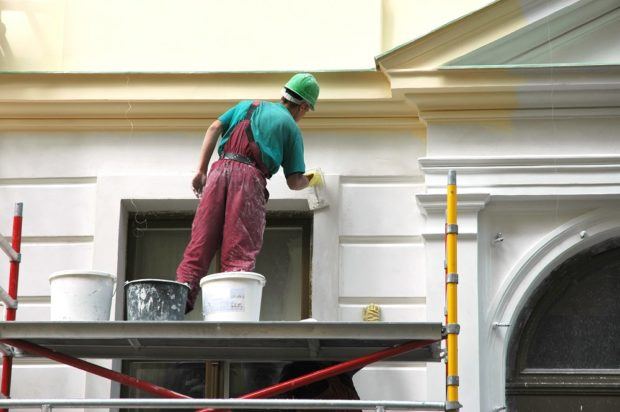 Re-Paint Your Home