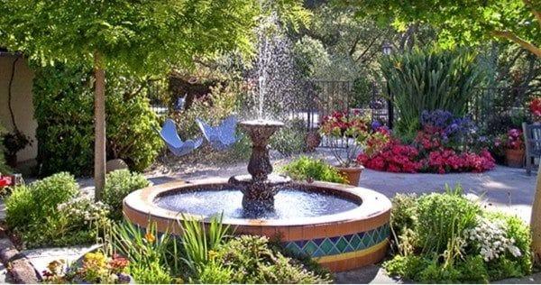 Install A Fountain