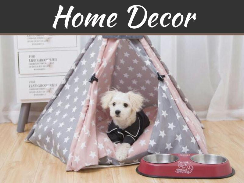 Assortir le lit de votre chien à votre décoration intérieure