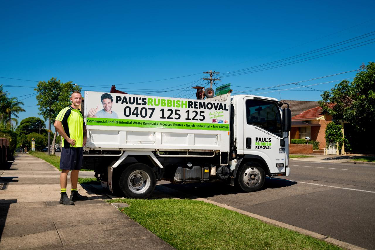 Paul's Rubbish Removal Service