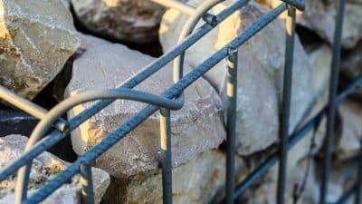 Pour vos travaux d'aménagement extérieurs : pensez au gabion