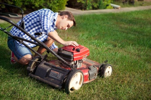 Riding Lawn Mower Safety Tips