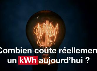 Comment calculer le prix de revient du kWh ?